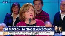 """Emmanuel Macron, la chasse aux écolos: """"dès qu'il est en campagne, il est parfait, et ça c'est prendre les Français pour des imbeciles"""", Yannick Jadot"""