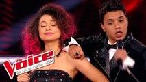 Nina Simone – Feeling Good   Yann'sine Jebli VS Dalia Chihe   The Voice France 2015   Battle