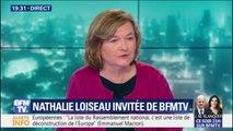 """Nathalie Loiseau: """"Ceux qui aident sciemment à l'évasion fiscale doivent être sanctionnés"""""""