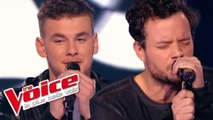 Oasis – Wonderwall | Neeskens VS Tom | The Voice France 2015 | Battle
