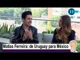 Matías Ferreira, de Uruguay para México bajo el género urbano pop
