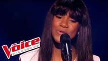 Jacques Brel – Quand on a que l'amour | Awa Sy | The Voice France 2015 | Épreuve ultime