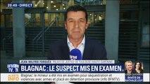 Blagnac: le mineur a été mis en examen pour séquestration et violences avec armes et placé en détention provisoire