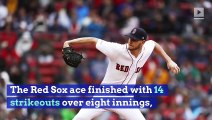 Chris Sale Throws Immaculate Inning Against Orioles