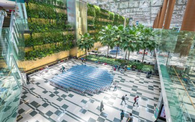 What Makes Changi the World's Best International Airport