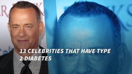 13 Celebrities That Have Type 2 Diabetes