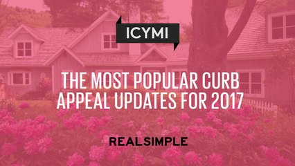 The Most Popular Curb Appeal Updates for 2017