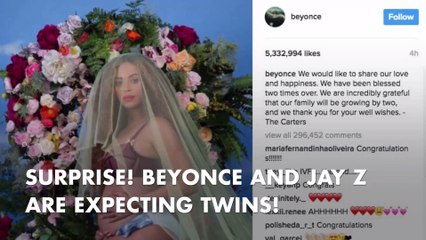 Congratulations Beyonce! 8 Surprising Facts about Twins You Didn't Know