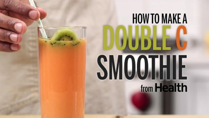How to Make a Double C Smoothie