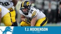 2019 NFL Draft: Detroit Lions draft T.J. Hockenson