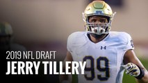 2019 NFL Draft: Jerry Tillery