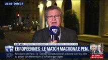 """Le fils de Simone Veil estime que sa """"maman aurait apporté son soutien au président Macron"""""""
