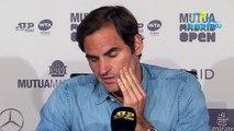 """ATP - Masters 1000 Madrid 2019 - Roger Federer a tremblé contre Gaël Monfils : """"J'étais en mode panique !"""""""