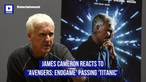 James Cameron Reacts to 'Avengers: Endgame' Passing 'Titanic'