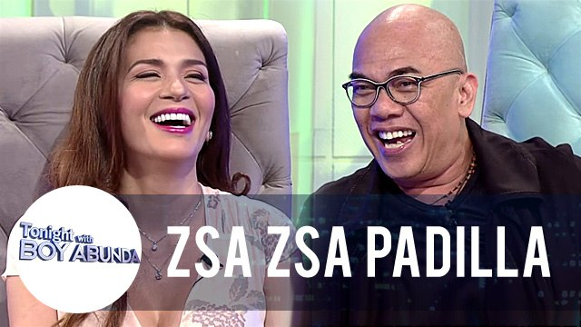 Zsa Zsa reacts on people impersonating her singing style | TWBA