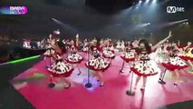 AKB48 - Heavy Rotation Live Performance MAMA in Japan 2017