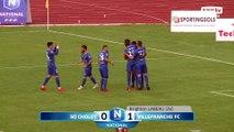 J33 : SO Cholet - Villefranche FC (2-2), le résumé
