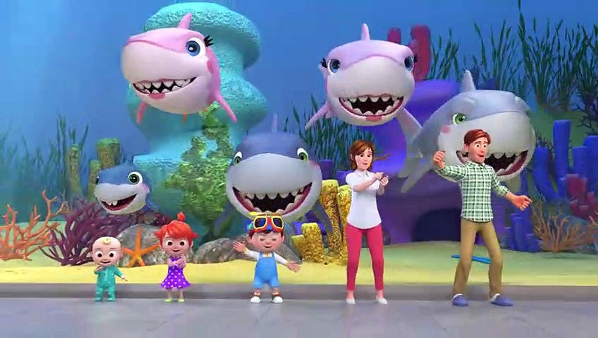 Baby Shark Dance Video Download