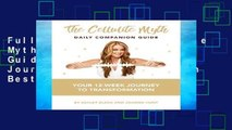 Full version The Cellulite Myth Daily Companion Guide: Your 12-Week Journey to Transformation Best