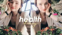 How to Eat Healthy in Seoul?  A Week of Healthy Eating [HEALTH DIARY] | Sissel