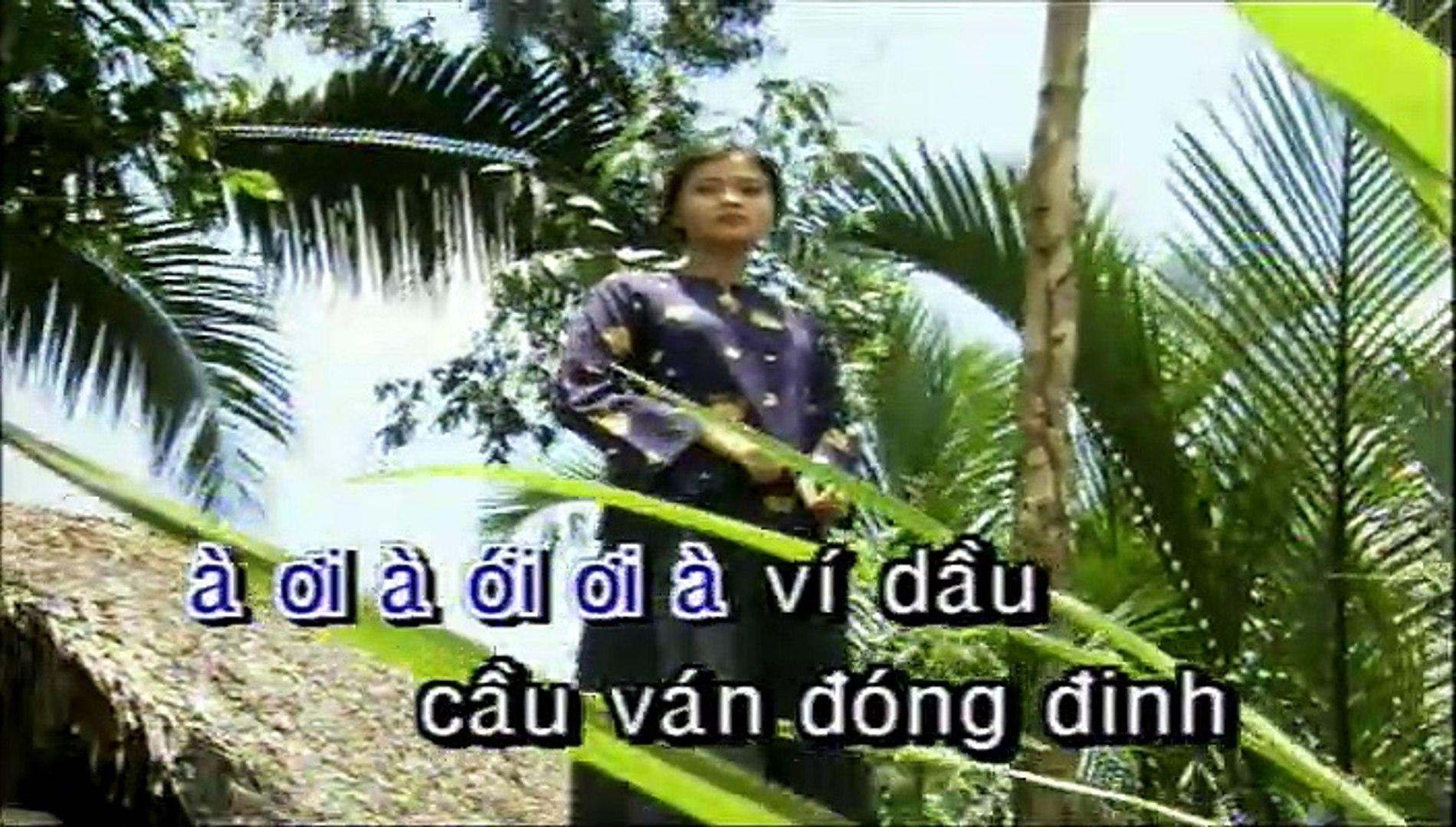 [Karaoke] Để Tóc Nàng Ngủ Yên - Chế Linh [Beat]