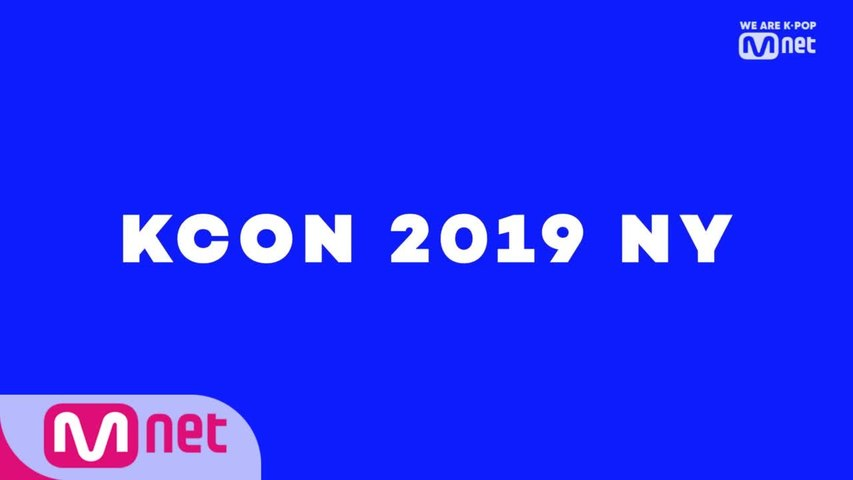 [#KCON2019NY] 4th Line-up ARTIST ANNOUNCEMENT
