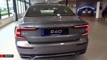 2019/2020 Volvo S60   R Design  REVIEW Interior Exterior Infotainment