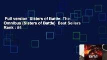 Full version  Sisters of Battle: The Omnibus (Sisters of Battle)  Best Sellers Rank : #4