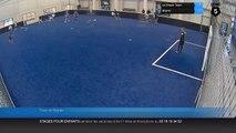 Faute de Hugues - La Dream Team Vs Sharks - 09/05/19 19:00 - Ligue Jeudi Printemps