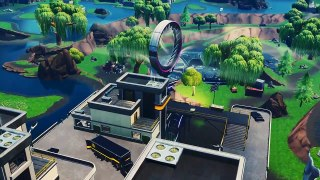 Fortnite Season 9 New Map Areas Cinematic Fortnite Battle Ro