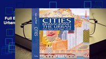 Full E-book  Cities: Reimagining the Urban  Best Sellers Rank : #1