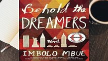 Best product  Behold the Dreamers - Imbolo Mbue