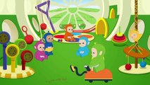 Teletubbies ★ NEW Tiddlytubbies cartn Series! ★ eps 3: Tubby Custard ★ Videos For Kids