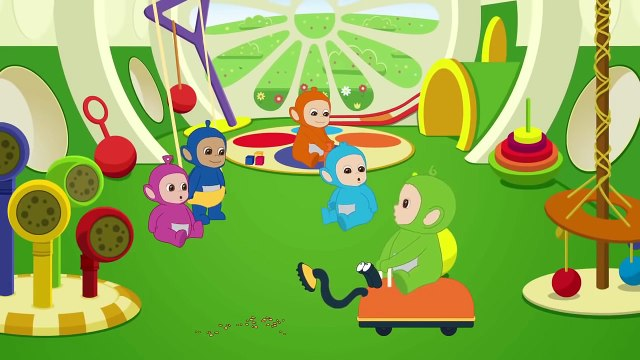 Teletubbies ★ NEW Tiddlytubbies cartn Series! ★ eps 2: The Musical Box ★ Videos For Kids