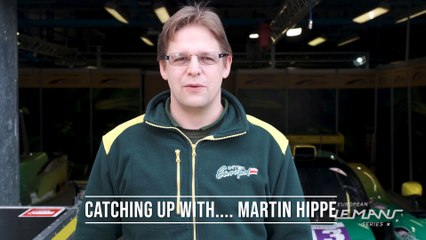 2019 4 Hours of Monza - Catching up with... Martin Hippe!