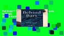 Full E-book Behind Bars: the Definitive Guide to Music Notation (Faber Edition) Best Sellers Rank