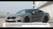 Der neue M Mode feiert im neuen BMW M8 seine Weltpremiere