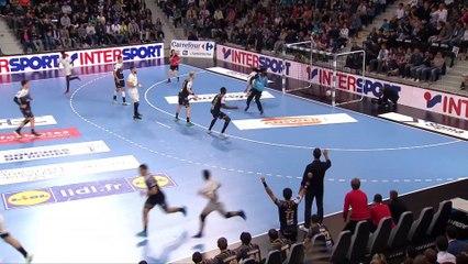 PAUC vs PSG - Réaction de Karl Konan après-match - 09/05/2019