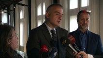 - Kültür ve Turizm Bakanı Mehmet Nuri Ersoy, Kapadokya'daki kaçak yapılaşmalarla ilgili, 'Kapadokya'ya müdahale etmeye başladık. Yıkımlar başladı. Bizim hedefimiz yıkmak değil. Hedefimiz kaçak yapılaşma sebeplerini ortadan kaldırmak' dedi.