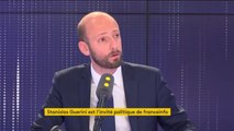 """""""Nous voulons porter des règles de transparence beaucoup plus fortes au Parlement européen"""", assure Stanislas Guerini"""