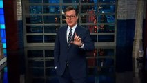 Stephen Colbert On Donald Trump: He May Have Committed 'Obstruction Of Justice'