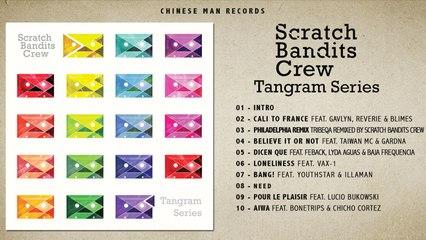Scratch Bandits Crew - Tangram Series (Full Album)