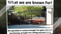 Driveway Gates Services in Fairfield CA