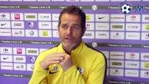 """Philippe Hinschberger avant GF38 - AJA : """"être à la hauteur de l'évènement"""""""
