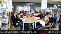 Prix Tous Unis dans la Laicité 2019 - « Les ambassadeurs de la laïcité : liberté, égalité, fraternité » du lycée Honoré d'Estienne d'Orves de Nice
