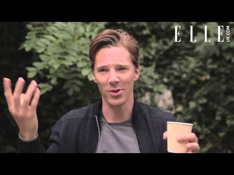 Playing Word Games with Benedict Cumberbatch