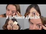 ELLE Beauty School: The Ultimate Eyeliner Hacks