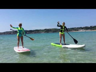 How to Stand Up Paddle Board by a SUP Pro