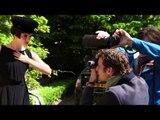 Behind the scenes: Emma Watson August 2011