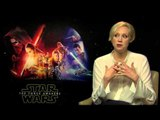 Star Wars: The Force Awakens - Interviews with Lupita Nyong'o and Gwendoline Christie
